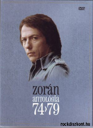 Zorán - Antológia 74-79 - DVD
