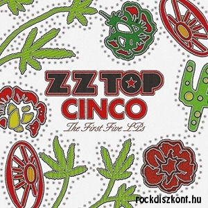 ZZ Top - Cinco: The First Five LPs (5x180 gram Vinyl) 5LP