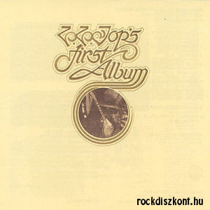 ZZ Top - ZZ Top's First Album (Vinyl) LP