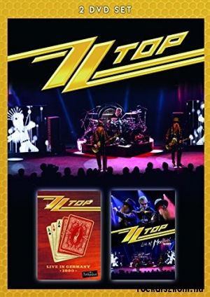 ZZ Top - Live In Germany 1980 / Live at Montreux 2013 - 2DVD