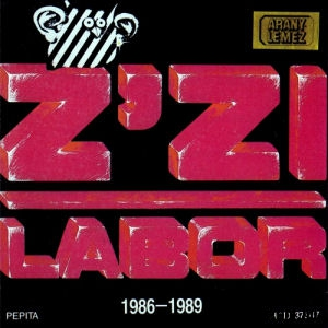 Z'Zi Labor ‎- 1986-1989 CD