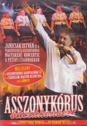 Z Zi Labor, Janicsák István, Veresegyházi Asszonykórus - Búcsúkoncert DVD