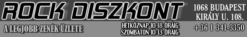 Rock Diszkont - 1068 Budapest 60d53f3d3a